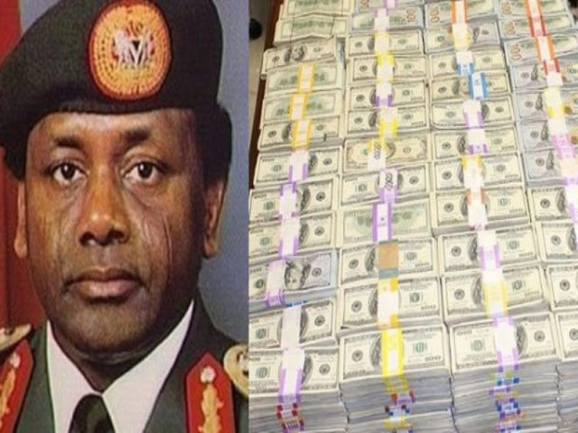 $311 million: Abacha loot to fund 3 priority projects –  FG retracts