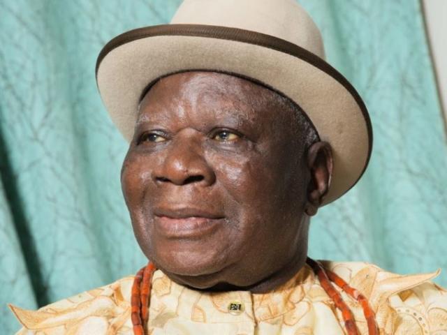 Buhari celebrates Edwin Clark at 93, Soun of Ogbomoso at 94