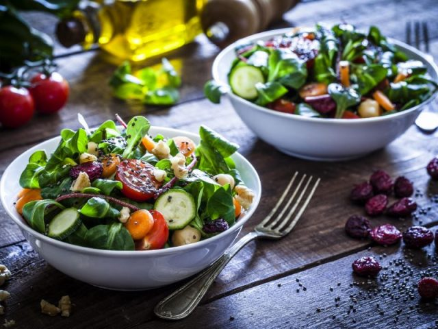 Healthy diet to keep you healthy  and strong