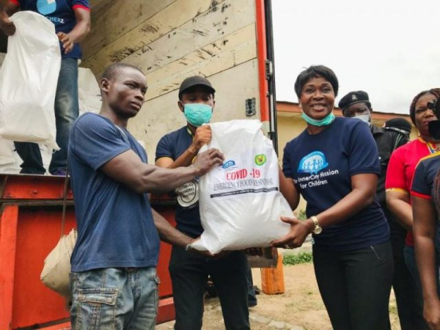 Covid-19: Christ Embassy supports Lagos govt. with food items
