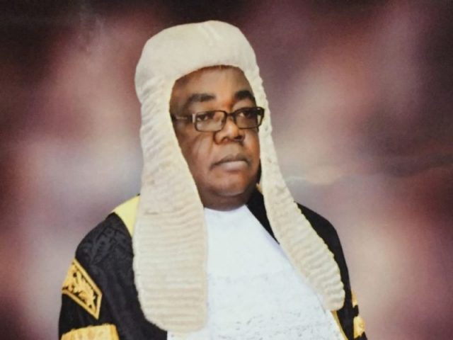 Between Justice Nweze and review of S'Court judgments