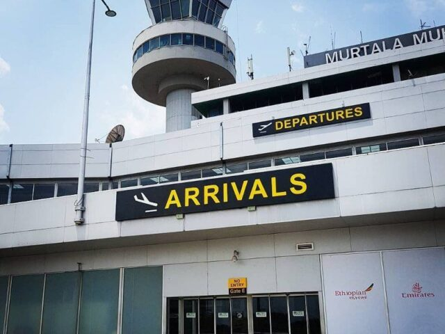 FAAN fumigates int'l airports ahead of re-opening