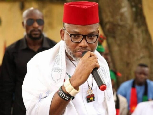 Kanu reacts again to IPOB proscription, cautions on flooding of insurgents in south