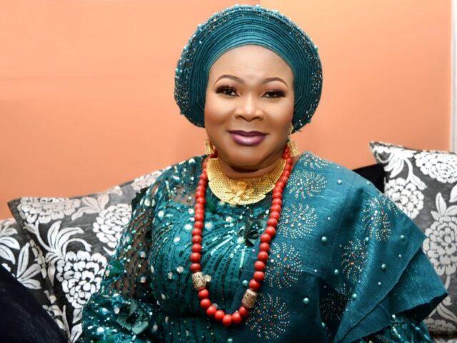Children's Day 2020: Olori Janet Afolabi celebrates children