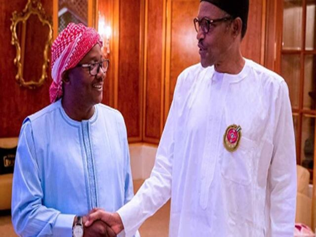 Guinea Bissau President consults Buhari, presents Madagascan herbal cure