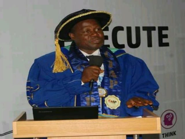 Building a career in the Legal Profession by Prof. Abiodun Amuda-Kannike, SAN
