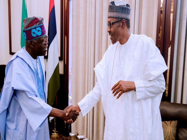Buhari and Tinubu's purported fight; bigoted