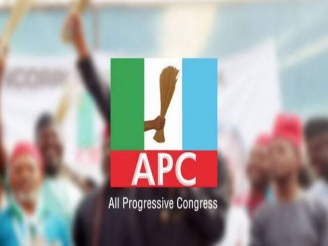 Corruption allegations mustn't be swept under the carpet, APC  Youth group demands