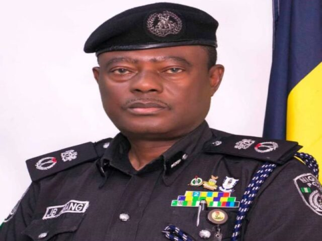 Anambra CP decorates 24 newly promoted Officers