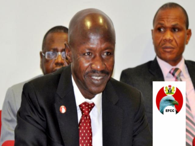 Embattled EFCC boss, Magu regains freedom from detention