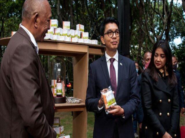 Why we rebuffed Madagascar's CVO herbal remedy -FG