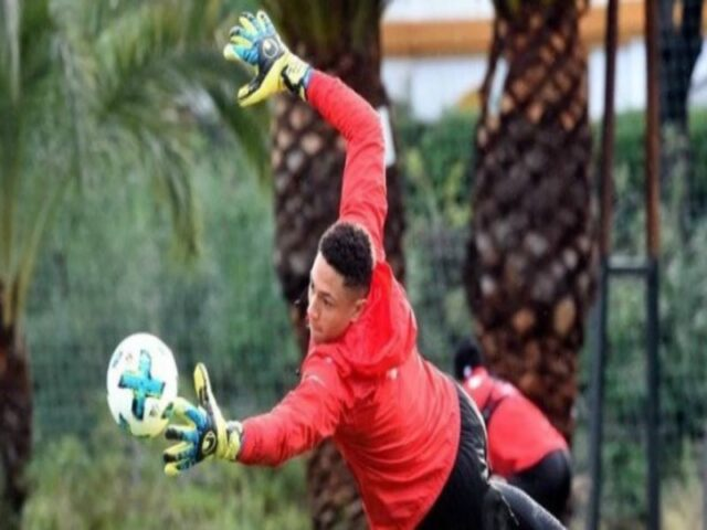 Super Eagles Goalie, Emilio joins a new foreign club