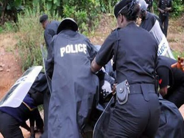 Anambra Police operatives burst killer-gang, arrest suspects