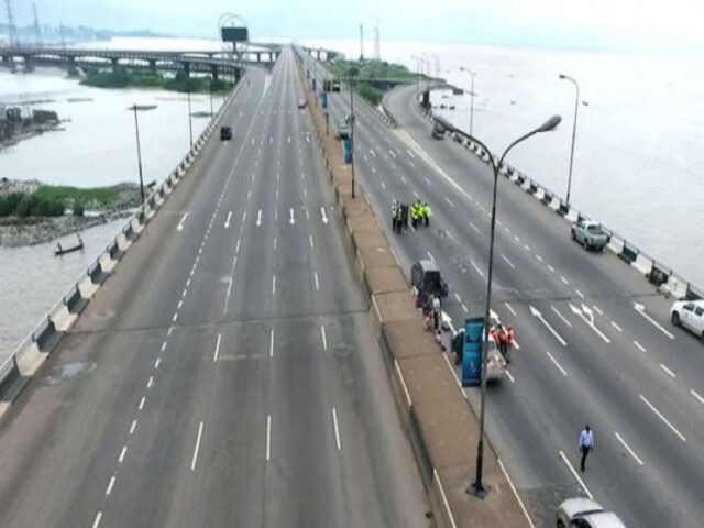 Third Mainland Bridge closes to motorists on Friday