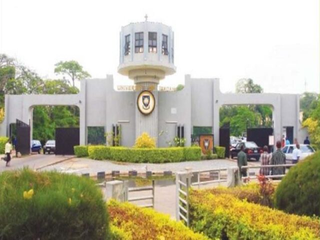 UI ranking and the search for adept  Vice Chancellor