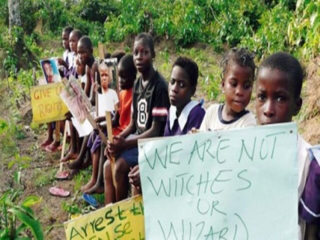 Who is a witch? By Bisi Adeleye-Fayemi