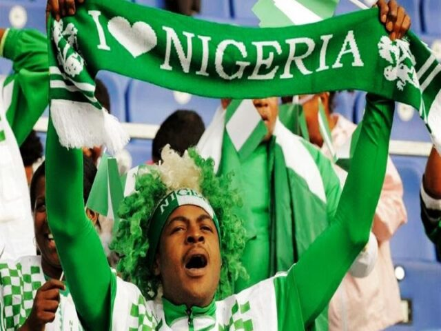 Lovers and haters of Nigeria