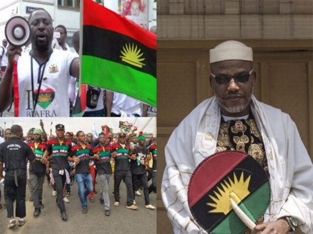 IPOB, Kanu releases one more missile
