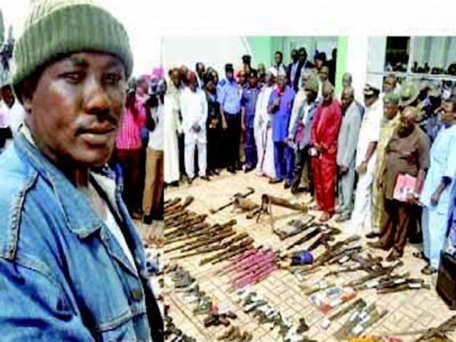 The end of Notorious Gana in Benue State