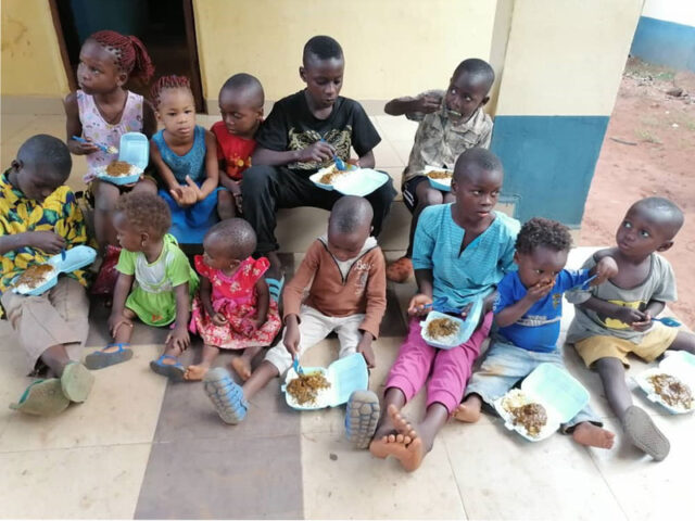Police finally nab prime suspect in Child-trafficking, rescue more twelve children