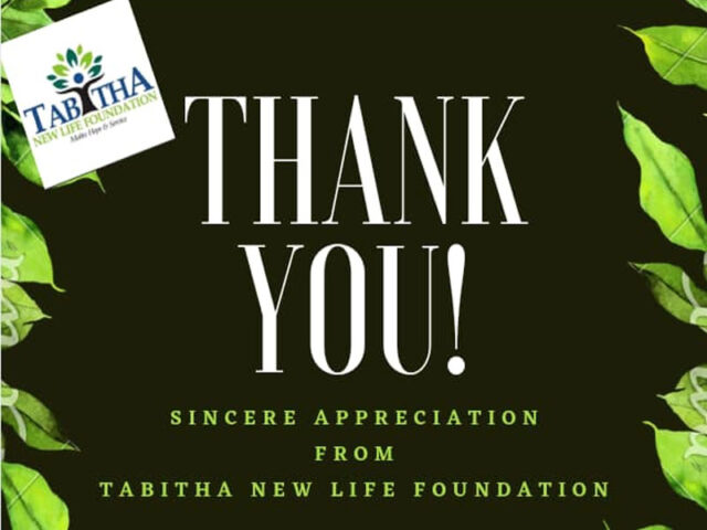 Our deepest gratitude – TNLF