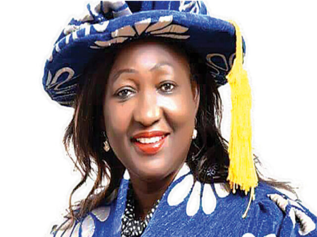 Florence Obi breaks jinx, becomes first UNICAL female Vice Chancellor