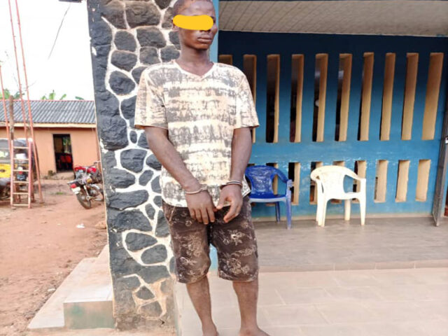 'Pastor' machetes native doctor to death, says 'God sent me to kill him'
