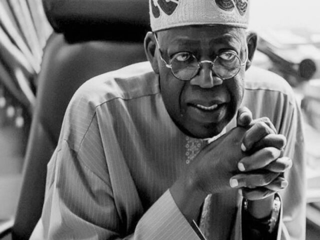 Fake news have become order of the day, Tinubu knocks peddlers