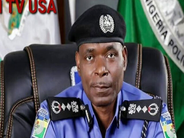 IGP clears 7,500 youths for community policing in Zamfara