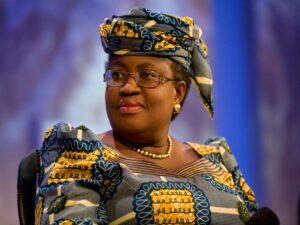 DR. NGOZI OKONJO-IWEALA, To see her profile, click on photo-image.