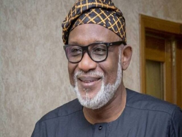 ONDO : Akeredolu, Jegede's strongholds as results roll in