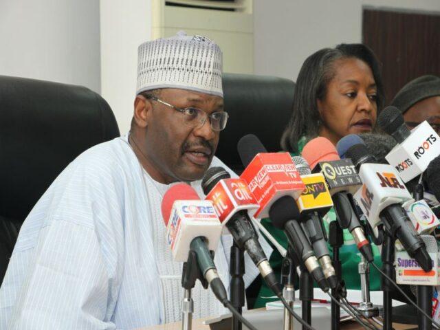 INEC chairman, Yakubu vacates office as tenure elapses