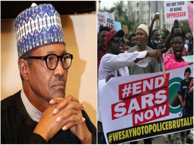 Buhari hits CNN, BBC on Lekki EndSARS alleged killings